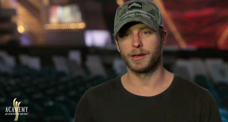 ACM AWARDS 2012 Rehearsals - Dierks Bentley